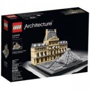Конструктор ЛЕГО АРХИТЕКТУРА-ЛУВЪРА, LEGO Architecture Louvre, 21024