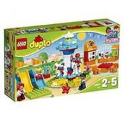 LEGO Duplo kocke My Town - Fun Family Fair – Zabavni porodični vašar 61 deo 10841