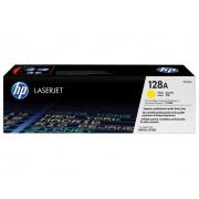 0 HP CE322A Y gul Lasertoner, Original