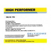 High Performer 5W-40 PDI Diesel 1 Litre Can