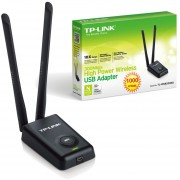 Adaptador Usb Inalámbrico Alta Pot. Tp-link Wn 8200 Nd Gtia