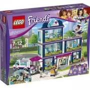 Конструктор ЛЕГО ФРЕНДС - Болница Хартлейк, LEGO Friends, 41318