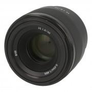 Sony 50mm 1:1.8 FE (SEL-50F18F) negro - Reacondicionado: como nuevo 30 meses de garantía Envío gratuito