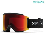 Ochelari Smith Squad Black ChromaPop Sun Red Mirror