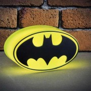 Lampa ambientala Mini Batman Logo