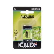 Calex alkaline 9 v 1 stuk