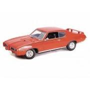 1969 Pontiac GTO Judge 1/18 Orange