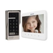 """Domovní bezsluchátkový videotelefon pro 1 byt ORNO DICO 7"""" bílý OR-VID-VP-1055/W"""