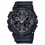 reloj digital adulto casio g-shock GA-100CG-1A-negro