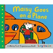 Maisy Goes on a Plane: A Maisy First Experiences Book, Paperback