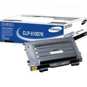 Тонер касета за Samsung CLP-510D7K Black Toner/High Yield - CLP-510D7K/ELS