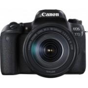 Cámara Reflex Canon EOS 77D, 24.2MP, Cuerpo + Lente 18-135mm