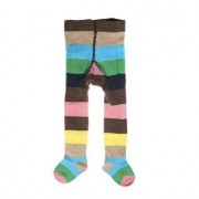 Happy socks Stripe Tights Pink * Fri Frakt * * Kampanj *