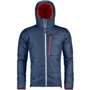 Ortovox Men Jacket Piz Bianco night blue