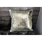 Personalised Magic Sequin Image Reveal Cushion Cover