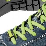 PUMA Safety Bezpečnostní obuv S1P PUMA Safety Airtwist Low 643040-40, vel.: 40, modrá, zelená, 1 pár