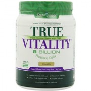 Green Foods True Vitality Plant Protein Shake Vanilla 25.2 Ounce