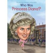 Who Was Princess Diana?, Paperback