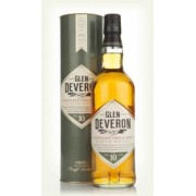 SCOTCH WHISKY Glen Deveron 10 Years 0.7L 40%(AL)
