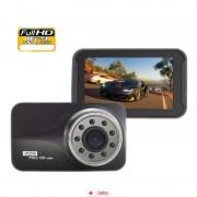 Camera Auto Full HD SMT639 + Tripla Auto USB, Card MicroSD 32GB