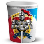Bekertjes ridder modern