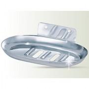 Single Soap Dish Holder Ovel Design