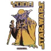 Star Wars Makie Cell Phone Sticker (Yoda)