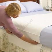 Vízhatlan matracvédő harántlepedő 140x100 cm
