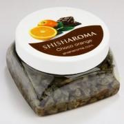 Shisharoma narancsos csokoládé vízipipa ásvány