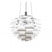 Poul Henningsen hanglamp Artisjok lamp 56cm wit