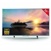 "Pantalla Sony KD-55X720E/720F Smart TV 55"", 4K HDR Ultra HD, Wi-Fi"