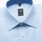 Bărbați cămașă slim fit Willsoor Londra 914