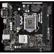 MB ASRock H310M-HDV/M.2, LGA 1151v2, micro ATX, 2x DDR4, Intel H310, S3 4x, VGA, DVI-D, HDMI, 36mj