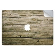 Hout design sticker voor de MacBook Air 13.3 inch