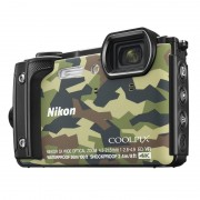 Nikon Coolpix W300 Camouflage Holiday Kit