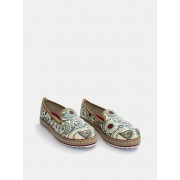 Goby multicolor slip on Paisley