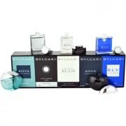 Bvlgari The Miniature Collection lote de regalo I. eau de toilette 5 x 5 ml