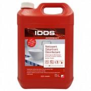 Prorisk Idos acidobact nettoyant, détartrant, désinfectant, bactéricide et fongicide floral bidon 5l 285.000000