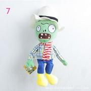 Plants vs Zombies plush soft Toy PvZ 2 Stuffed Toy Zombie Soft Toy 30cm