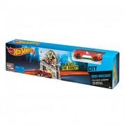 Hot Wheels alap pályák Robo Wrecker Mattel