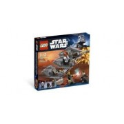 Game / Play Lego Star Wars Sith Nightspeeder 7957, 4 Lightsabers Also Included, Features Two Detachable Toy / Child / Kid