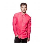 GUESS Cowan Slim-Fit Shirt summer love pink