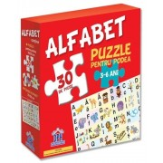 Alfabetul - Puzzle De Podea
