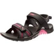 Puma Women Black Sports Sandals
