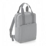 Bag base Twin Handle Backpack Light Grey