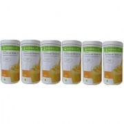 Herbalife Formula 1 Nutrition Shake- Mango (500 gm)- Pack of 6