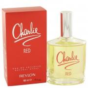 CHARLIE RED by Revlon Eau De Toilette Spray 3.3 oz