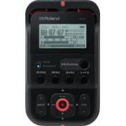 Roland R-07-BK 24bit 96kHz Nero registratore audio digitale