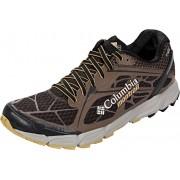 Columbia Caldorado II Outdry Hardloopschoenen Heren bruin US 12 (EU 45) 2017 Trailrunning schoenen