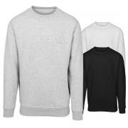 Merchcode Mister Tee Crewneck - Embossed NASA Sweater